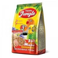 Happy Jungle корм для декоративных птиц 350 г