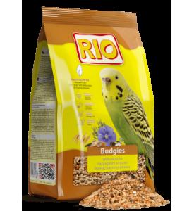 Rio Корм для волнистых попугаев при линьке