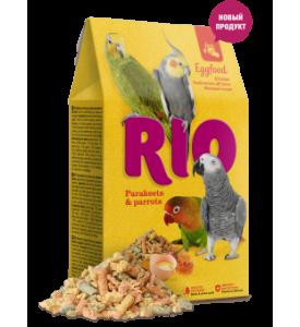 Rio Яичный корм для средних и крупных попугаев 250 гр