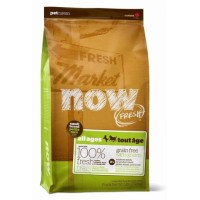 NOW Fresh Fresh Small Breed Recipe Grain Free Беззерновой сухой корм для Малых пород Всех возрастов с Индейкой, Уткой и овощами