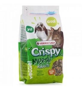 Корм  Versele-Laga для кроликов Crispy Muesli Rabbits