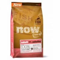 NOW Fresh Grain Free Fish Adult Recipe DF Беззерновой сухой корм для взрослых собак с Форелью и Лососем для чувствительного пищеварения