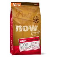 NOW Fresh Grain Free Red Meat Adult Recipe DF Беззерновой сухой корм для взрослых собак со свежим мясом Ягненка