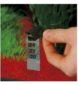 Акв термометр-пластина