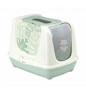 Moderna био-туалет Trendy Cat Jumbo Eden 50x39x38 см, светло-зеленый