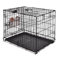 MidWest клетка iCrate 61х46х48h см 1 дверь черная