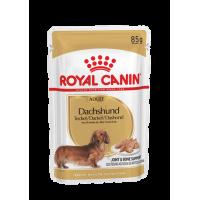 Royal Canin Dachshund Adult Влажный корм для собак породы Такса старше 10 месяцев (паштет)