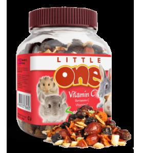 Little One Лакомство Витамин С 180 гр для грызунов