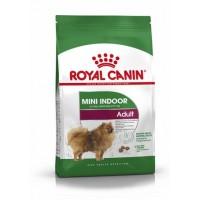 Royal Canin Indoor Adult Корм для взрослых собак мелких размеров в возрасте от 10 месяцев и старше, живущих главным образом в помещении