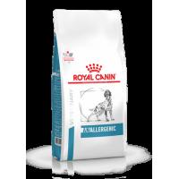 Royal Canin Anallergenic Корм для собак при пищевой аллергии или непереносимости с ярко выраженной гиперчувствительностью