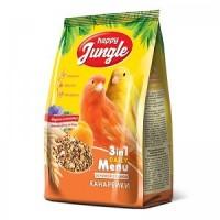 Happy Jungle  корм для канареек 500 гр