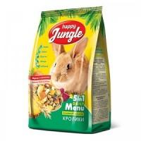 Happy Jungle  корм для кроликов