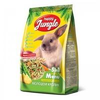 Happy Jungle корм для кроликов Юниор 400 гр