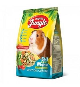 Happy Jungle корм для морских свинок