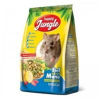 Happy Jungle корм для крыс 400 гр