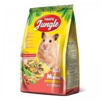 Happy Jungle корм для хомяков  400 гр