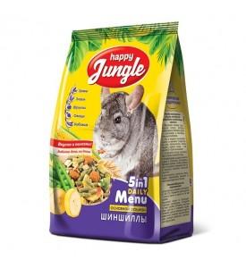 Happy Jungle корм для шиншилл