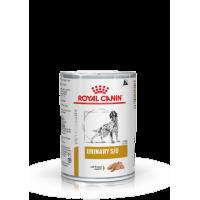 Royal Canin Urinary S/O (паштет) Влажная диета для собак при мочекаменной болезни