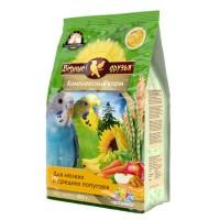 Верные Друзья  корм для мелких и средних попугаев 500 гр