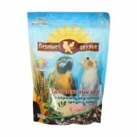 Верные Друзья Премиум корм для средних попугаев в период линьки 500 гр