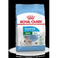 Royal Canin Mini Starter Корм для щенков мелких пород в период отъема и до 2-х месяцев,а также для беременных и кормящих сук