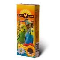 Верные Друзья колба для попугаев с фруктами 150 гр