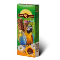 Верные Друзья колба для попугаев с кунжутом 150 гр