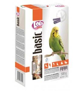 Корм Lolo для Волнистых попугаев