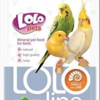 Lolo добавка для птиц ракушки и кальций 50 г