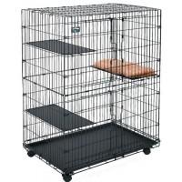 MidWest клетка для кошек Cat Playpens 91х60х128h см