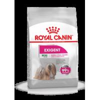 Royal Canin Mini Exigent Корм для собак мелких пород, привередливых в питании
