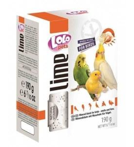 Lolo мел для птиц с Ракушками XL 190г