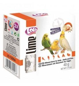 Lolo мел для птиц с Ракушками 40 гр