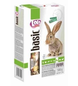 Корм Lolo для Кроликов