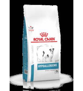 Royal Canin Hypoallergenic Small Dog Диета для взрослых собак мелких пород (весом менее 10 кг) при пищевой аллергии или непереносимости
