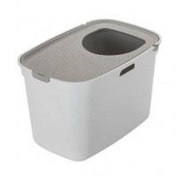 Moderna био-туалет Top Cat 59x39x38h см, вертикальный вход, бело-серый
