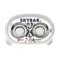 Moderna Skybar барный столик 2x1800 30h, белый