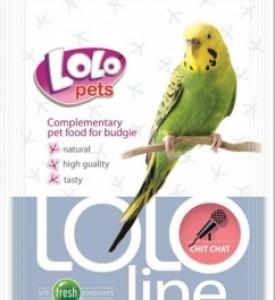 """Lolo """"Чик-Чирик"""" добавка для птиц семя 20 г"""