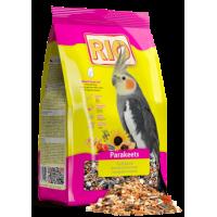 Rio корм для средних попугаев при линьке 1 кг
