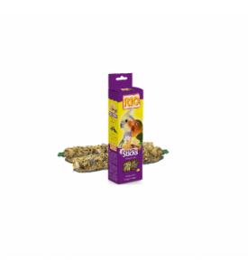 Rio колба для птиц мёд и орехи 2*75 гр