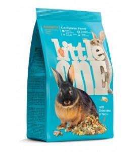Little One корм для кроликов