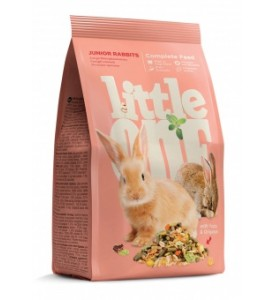 Little One корм Юниор для кроликов