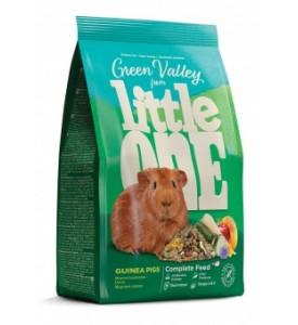 "Little One корм ""Зелёная Долина"" Разнотравье для морских свинок 750 гр"