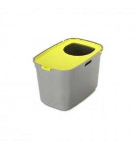Moderna био-туалет Top Cat 59x39x38h см, вертикальный вход, серо-лимонный