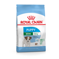 Royal Canin Mini Puppy Корм для щенков мелких пород с 2 до 10 месяцев